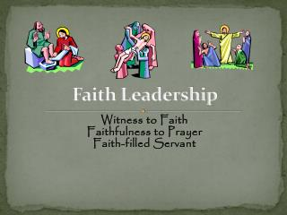 Faith Leadership