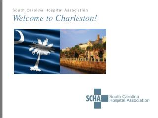 Welcome to Charleston!