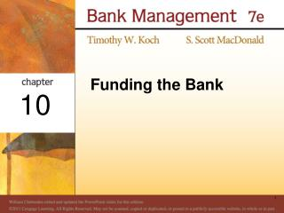 Funding the Bank