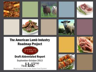 The American Lamb Industry Roadmap Project
