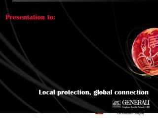 Local protection, global connection