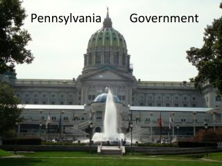 Pennsylvania Government