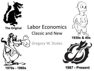 Labor Economics Classic and New