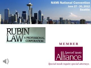 10:30 a.m. – 11:30 a.m.  Grand Ballroom A  Guardianships, Powers of Attorneys, &  Alternatives for Individuals Liv