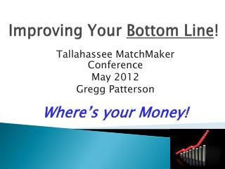 Improving Your  Bottom Line !