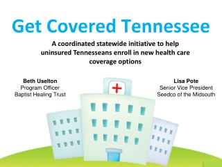 Get Covered  Tennessee