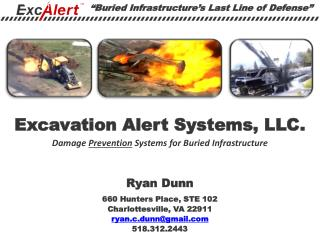 Excavation Alert Systems, LLC.