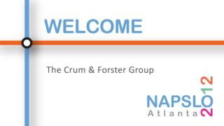 Crum & Forster Holdings