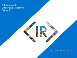 International  Integrated Reporting  Council