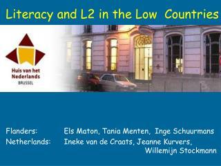 Flanders: Els Maton, Tania Menten, Inge Schuurmans