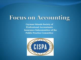 Focus on Accounting