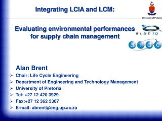 Integrating LCIA and LCM: