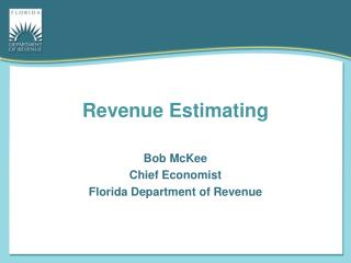 Revenue Estimating