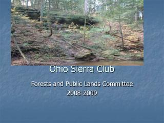 Ohio Sierra Club
