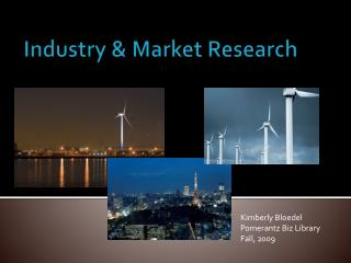 Industry & Market Research