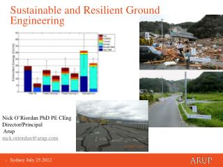 Sustainable and Resilient Ground Engineering
