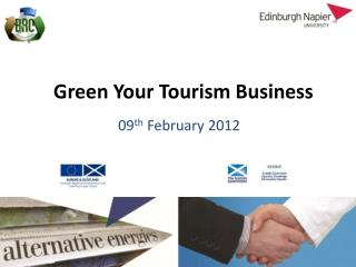 Green Your Tourism Business