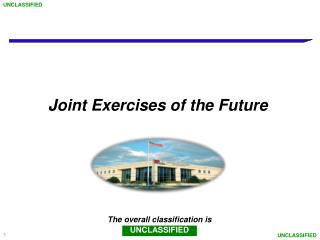 Joint Exercises of the Future