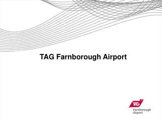 TAG Farnborough Airport