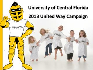 University of Central Florida 2013 United Way Campaign