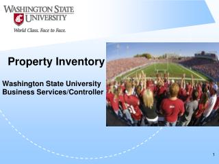 Property Inventory