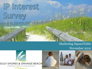 IP Interest Survey