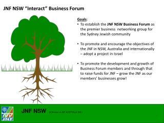 JNF NSW (A Division of JNF AUSTRALIA INC.)