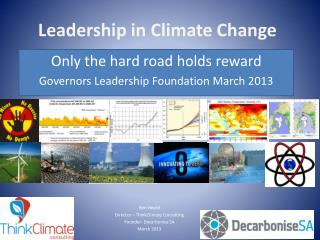 Leadership in Climate Change
