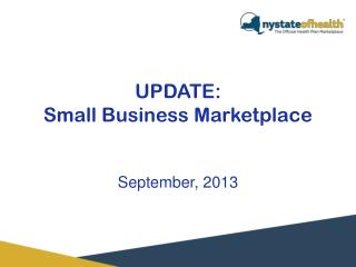 UPDATE: Small Business Marketplace