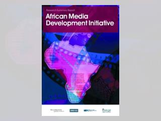 Our Common Interest  (March 2005) Commission for Africa Report