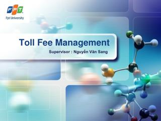Toll Fee Management