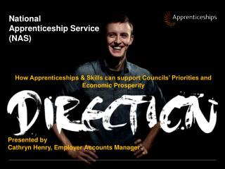 National Apprenticeship  Service  (NAS)