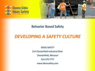 BBS – Behavior Based Safety