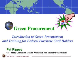 Green Procurement