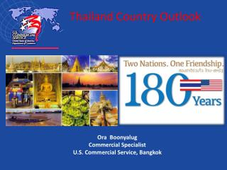 Thailand Country Outlook
