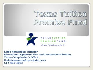 Texas Tuition Promise Fund