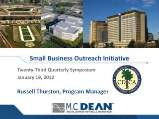 Small Business Outreach Initiative
