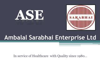 Ambalal Sarabhai Enterprise Ltd