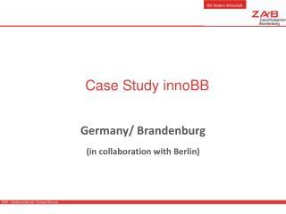 Case Study innoBB
