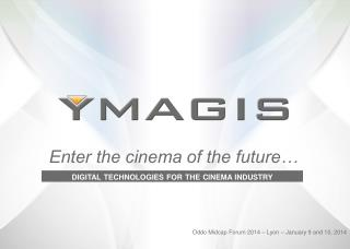 Enter the cinema of the future…