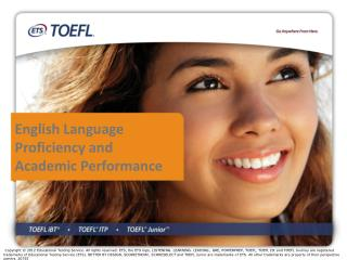 English Language Proficiency and Academic Performance