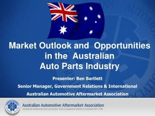 Market Outlook and  Opportunities  in the  Australian  Auto Parts Industry
