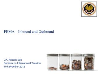 FEMA – Inbound and Outbound