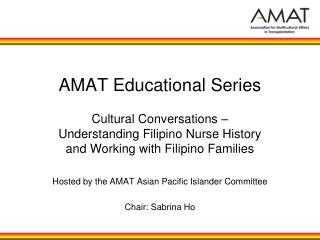 AMAT Educational Series