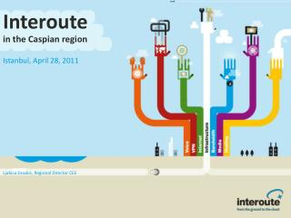 Interoute in the Caspian region