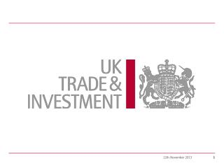 International Trade Support for North West Companies