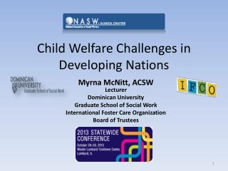 Child Welfare Challenges in Developing Nations