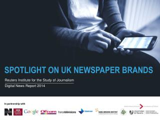 SPOTLIGHT ON UK NEWSPAPER BRANDS