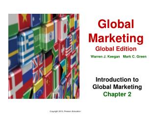 Global Marketing Global Edition