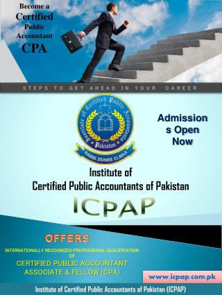 Institute of  Certified Public Accountants of Pakistan
